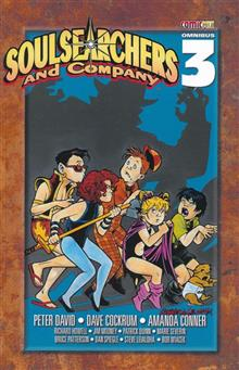 SOULSEARCHERS AND COMPANY OMNIBUS TP VOL 03