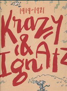KRAZY & IGNATZ 1919-1921 HC