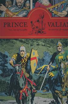 PRINCE VALIANT HC VOL 22 1979-1980