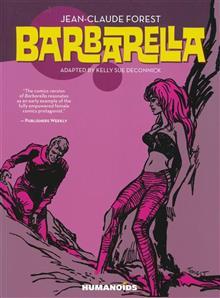 BARBARELLA TP (RES) (MR)