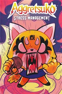 AGGRETSUKO HC VOL 02 STRESS MANAGEMENT