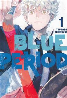 BLUE PERIOD GN VOL 01