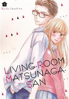 LIVING ROOM MATSUNAGA SAN GN VOL 05