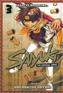 SAIYUKI ORIGINAL SERIES RESURRECTED HC GN VOL 03 (C: 0-1-0)