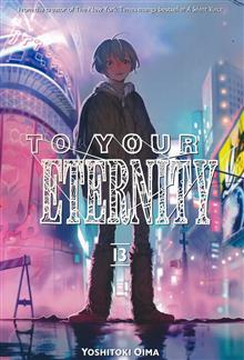 TO YOUR ETERNITY GN VOL 13