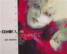 TOKYO GHOUL RE GN COMPLETE BOX SET