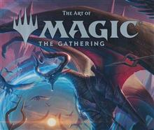 ART OF MAGIC THE GATHERING HC WAR OF THE SPARK
