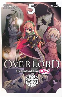 OVERLORD UNDEAD KING OH GN VOL 05