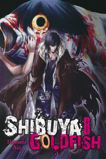 SHIBUYA GOLDFISH GN VOL 08 (C: 1-1-2)