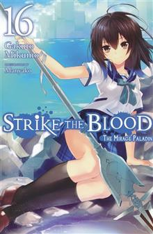 STRIKE THE BLOOD LIGHT NOVEL SC VOL 16