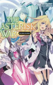 ASTERISK WAR LIGHT NOVEL SC VOL 14