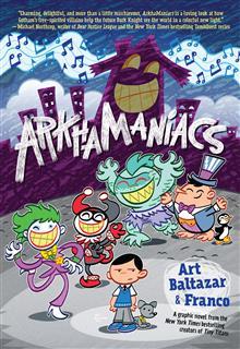 ARKHAMANIACS TP
