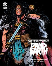 WONDER WOMAN DEAD EARTH HC (MR)