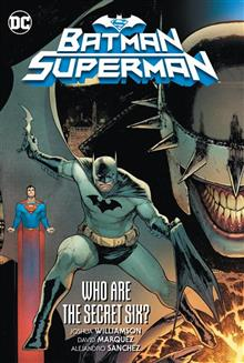 BATMAN SUPERMAN VOL 01 WHO ARE THE SECRET SIX TP