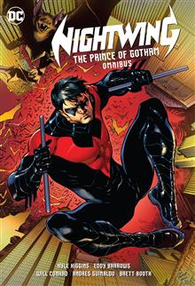 NIGHTWING THE PRINCE OF GOTHAM OMNIBUS HC