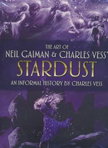 ART OF NEIL GAIMAN & CHARLES VESS STARDUST HC