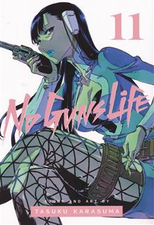 NO GUNS LIFE GN VOL 11 (MR)