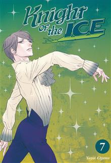 KNIGHT OF ICE GN VOL 07 (RES)