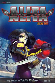 BATTLE ANGEL ALITA TP VOL. 3