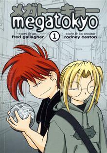 MEGATOKYO TP VOL 01