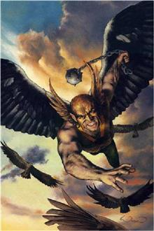 HAWKMAN VOL 2 ALLIES AND ENEMIES TP