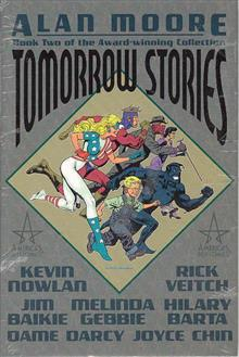 TOMORROW STORIES HC BOOK 02 (MR)