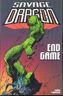 SAVAGE DRAGON VOL 10 ENDGAME TP