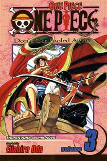 ONE PIECE GN VOL 03 (CURR PTG)