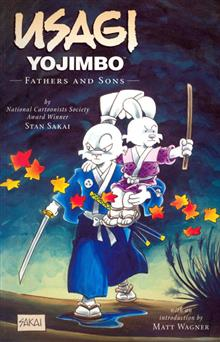 USAGI YOJIMBO VOL 19 FATHERS AND SONS TP