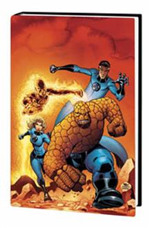 FANTASTIC FOUR VOL 2 HC