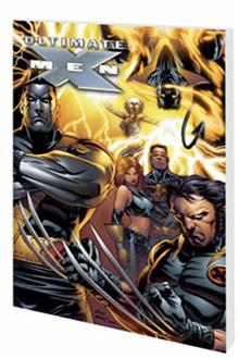 ULTIMATE X-MEN VOL 10 CRY WOLF TP