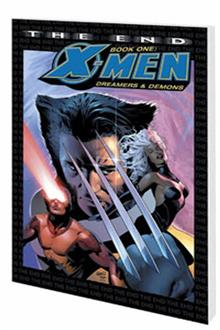 X-MEN THE END BOOK 1 DREAMERS AND DEMONS TP