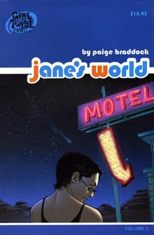 JANES WORLD VOL 3 TP