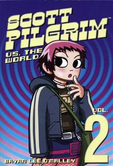 SCOTT PILGRIM GN VOL 02 VS THE WORLD