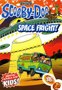 SCOOBY DOO VOL 6 SPACE FRIGHT