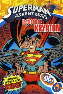 SUPERMAN ADVENTURES VOL 3 LAST SON OF KRYPTON