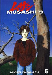 MUSASHI #9 VOL 6