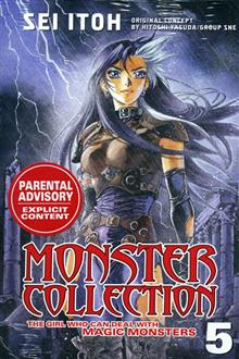 MONSTER COLLECTION VOL 5 (MR)