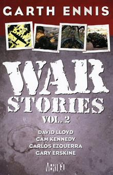 WAR STORIES VOL 2 TP (MR)
