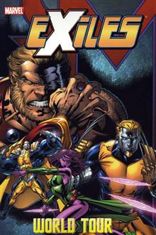 EXILES VOL 12 WORLD TOUR BOOK 1 TP