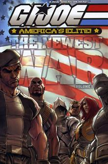 GI JOE AMERICAS ELITE VOL 1 TP
