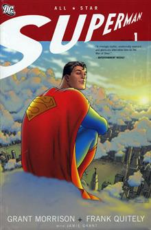 ALL STAR SUPERMAN VOL 1 HC
