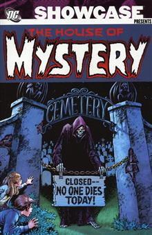 SHOWCASE PRESENTS HOUSE OF MYSTERY VOL 2 TP