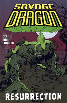 SAVAGE DRAGON VOL 11 RESURRECTION TP