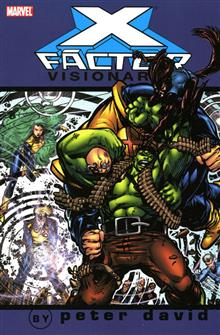 X-FACTOR VISIONARIES PETER DAVID VOL 2 TP