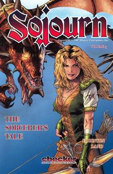 SOJOURN VOL 5 A SORCERERS TALE TP