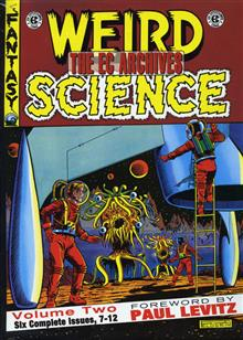 EC ARCHIVES WEIRD SCIENCE VOL 2 HC