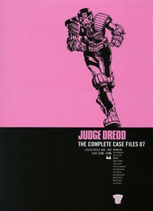 JUDGE DREDD COMPLETE CASE FILES VOL 7 TP
