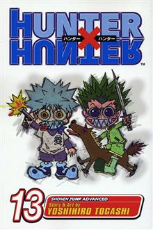 HUNTER X HUNTER GN VOL 13