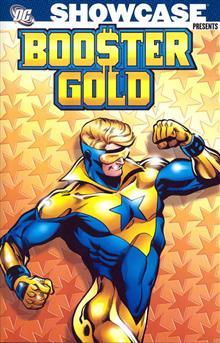 SHOWCASE PRESENTS BOOSTER GOLD TP VOL 01